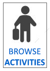 Click to browse available activities and programs for Active Adults (55+), child and youth, and swimming lessons.