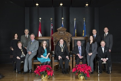 photo of City Council members