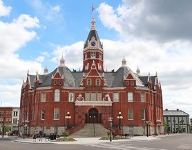 picture of Stratford City Hall